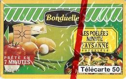 BONDUELLE - Alimentation