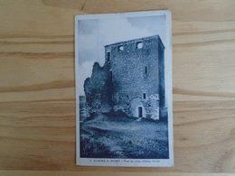 St-denis-en-bugey , Tour Du Vieux Château Féodal - Sonstige Gemeinden