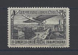 ESPAGNE  YT  PA  N° 89  Neuf *  1931 - Unused Stamps