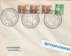 LSC 1962  - ESPERANTO -  Congrès NORMAND D'ESPERANTO à ROUEN - Esperanto