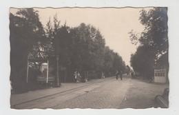 Adinkerke De Panne FOTOKAART MOEDERKAART Uitgifte Moeder Lambic Avenue De La Panne Vers La Gare - De Panne
