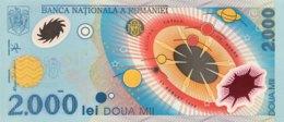 Romania 2.000 Lei, P-111a (1999) - UNC - Rumänien