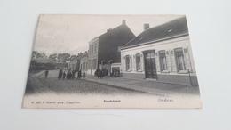 *'OORDEREN Zandstraat Animée Oblitérée En 1906 - België