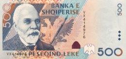 Albania 500 Leke, P-68 (2001) - UNC - Albania