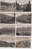 LIECHTENSTEIN -SOUVENIR BOOKLET - 10 SMALL SIZE IMAGES TRIESENBERG - MAUREN - SCHAAN - RUGGELL - STEG - MALBUN - BENDERN - Liechtenstein