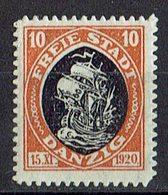 Danzig 1921 // Mi. 54 ** - Danzig