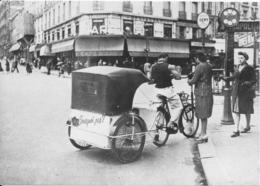 PARIS .-Entrée Du Métro - Guerre, Militaire