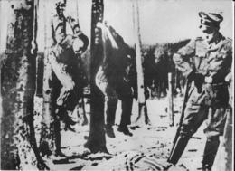 JUIFS TORTURES PAR DES ALLEMANDS - Guerre, Militaire