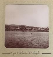 Almeria. Port. Alcazaba. Espagne. - Places