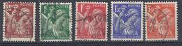 No  431 A 435 0b - Used Stamps