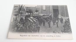 * Begrafenis Der Slachtoffers Van De Ontploffing Te CALLOO - Beveren-Waas