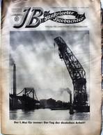 Illustrierter Beobachter 1933 Nr.17 Der 1.Mai Für Immer: Der Tag Der Deutschen Arbeit - Revues & Journaux
