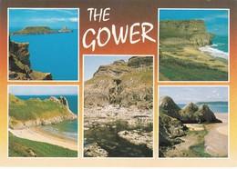 CP - The Gower  - Non Ecrite - Wales - Pays De Galles
