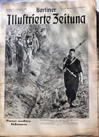 Berliner Illustrierte Zeitung 1941 Nr.36  Panzer Machten Bolschewikische Gefangene - Revues & Journaux