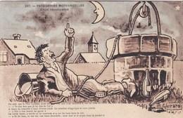 Patoiseries Morvandelles - Effort Récompensé - Illustrateur M. Ghirardi - Bourgogne