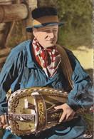 Costume Du Paysan Morvandeau - Folklore - Costumes Traditionnels - Vielle - Morvan - CAD Lormes (58) - Bourgogne