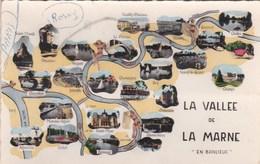 Dimanche Au Bord De L'eau - La Vallée De La Marne En Banlieue - Ile-de-France