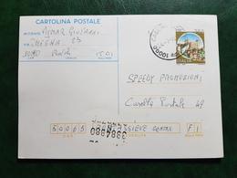 (21663) STORIA POSTALE ITALIA 1996 - 6. 1946-.. Repubblica