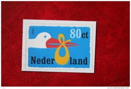 GEboortezegel NVPH 1735 1735a (Mi 1733); 1997 POSTFRIS / MNH ** NEDERLAND / NIEDERLANDE - 1980-... (Beatrix)