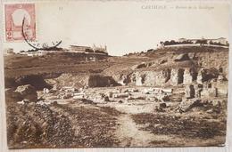 Tunisia Carthage Denmark 1908 - Tunisia