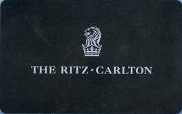 MALESIA KEY HOTEL   The Ritz-Carlton Kuala Lumpur - Hotel Keycards