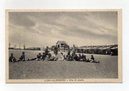 Lido Alberoni (Venezia) - Ora Di Siesta - Animata - Viaggiata - (FDC14357) - Venezia