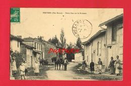 52 Haute Marne  PERTHES Petite Rue Sur Le Ruisseau - France
