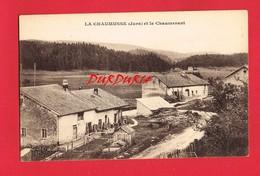 39 Jura   LA CHAUMUSSE Et Le Chaumerant - France