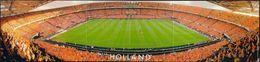 Netherlands, ROTTERDAM, Stadion Feyenoord Panorama (2010s) Stadium Postcard (1) - Voetbal