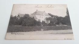 *'RETHY De Pastory Oblitéré En 1902 - Retie