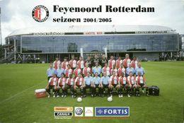 "Netherlands, ROTTERDAM, Stadion Feyenoord ""De Kuip"" (2005) Stadium Postcard - Voetbal"
