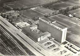 Netherlands, ROTTERDAM, Sportcomplex Varkenoord Feyenoord 1972 Stadium Postcard - Fussball