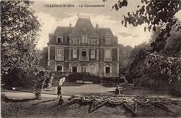 Villers Sur Mer (14)  La Commanderie - Villers Sur Mer