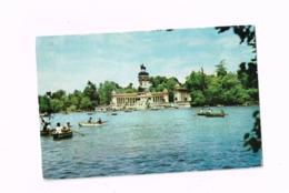 Exposition Universelle De Bruxelles.1958.Madrid.Bassin Du REtiro. - Wereldtentoonstellingen