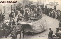 LEGE CAVALCADE HISTORIQUE 1921 LA BRETAGNE A TRAVERS LES AGES DUGAY-TROUIN VOILIER BATEAU 44 LOIRE-ATLANTIQUE - Legé