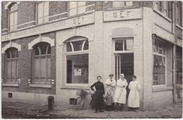 Carte Photo à Identifier Boucheries Economiques Françaises BEF - Postcards