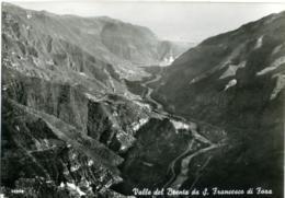 FOZA  VICENZA   Panorama Della Valle Del Brenta Da S. San Francesco Di Foza  Altopiano Di Asiago - Vicenza