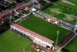 Netherlands, HELMOND, De Braak Stadion (1990s) Stadium Postcard - Voetbal