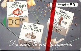 BOURSIN - Alimentation