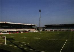 Netherlands, EMMEN, Univé Stadion (1990s) Stadium Postcard - Soccer