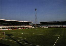 Netherlands, EMMEN, Univé Stadion (1990s) Stadium Postcard - Fussball