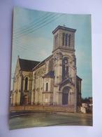 CPSM 44 LOIRE ATLANTIQUE - SAINTE LUCE L'EGLISE - SAINTE-LUCE L'EGLISE - France