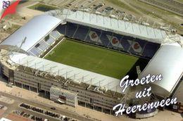 Netherlands, HEERENVEEN, Abe Lenstra Stadion (1990s) Stadium Postcard - Voetbal