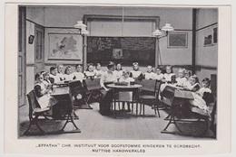 Dordrecht - Effatha Instituut Nuttige Handwerkles - Dordrecht
