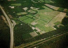 Netherlands, ARNHEM, Nat. Sport Centrum Papendal (1970s) Stadium Postcard - Voetbal