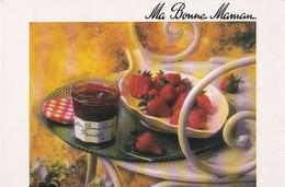 Ma Bonne Maman BIARS  - Foire à La Fraise Beaulieu Sur Dordogne Avril 1990 - RV - France