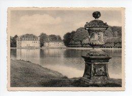 Belgique: Hainaut, Chateau De Beloeil, Le Chateau Vu De La Piece D'Eau (19-317) - Beloeil
