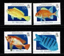 St Helena 2008 Mi 1043/46**, SG 1058/61**  MNH - Sainte-Hélène