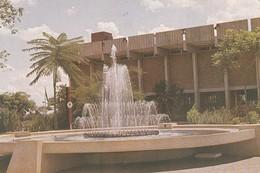 Postcard Fountain In The City Lilonge Malawi My Ref  B23382 - Malawi