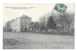 (23470-59) Saint Saulve - Ecole Supérieure De Théologie - Other Municipalities